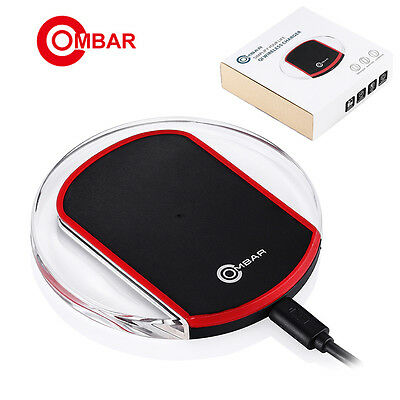 Fast Charge Stand for Samsung Galaxy S7 S7 Edge Wireless Charging Pad Qi Charger