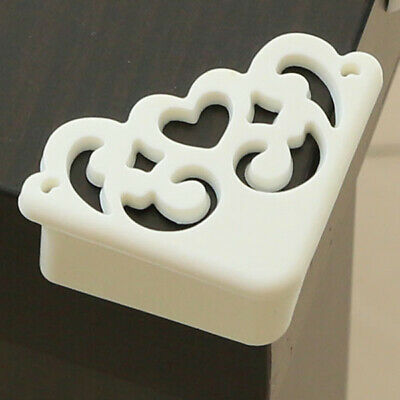 4PCS Baby Safety Corner Protector Non-slip Bumper Cover Edge Cushions Softeners