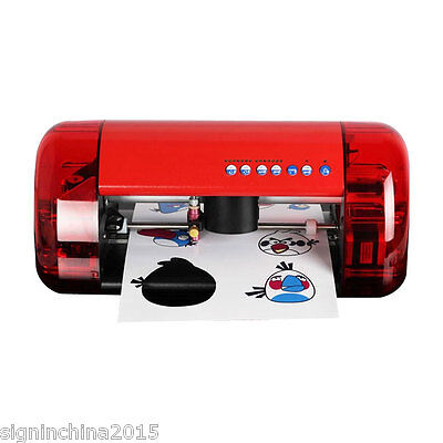 A4 Mini CUTOK Vinyl Cutter and Plotter with Contour Cut Function+ 2PCS Gifts