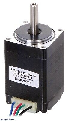 Pololu Stepper Motor NEMA 11 Bipolar 200 Steps/Rev 28×45mm 4.5V 0.67 A/Phase