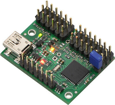 Pololu Mini Maestro 12-Channel USB Servo Controller (Assembled) 1352