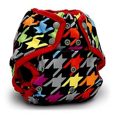 Rumparooz One Size Cloth Diaper Cover Snap, Invader, New, Free Shipping