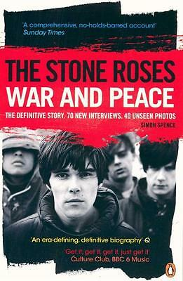 NEW Stone Roses By Simon Spence Paperback Free Shipping