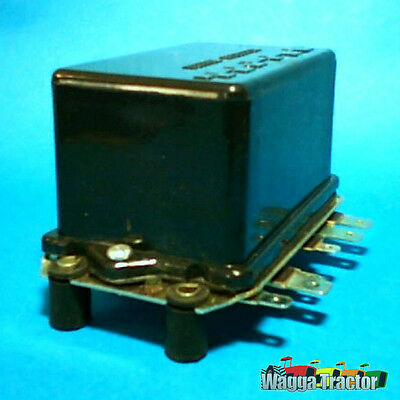 REG3508 Regulator Control Box Ford 2000 3000 5000 Tractor all w Vented Generator