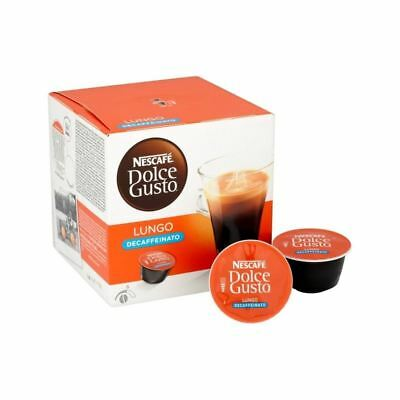 Nescafe Dolce Gusto Lungo Decaf Pods 16 per pack