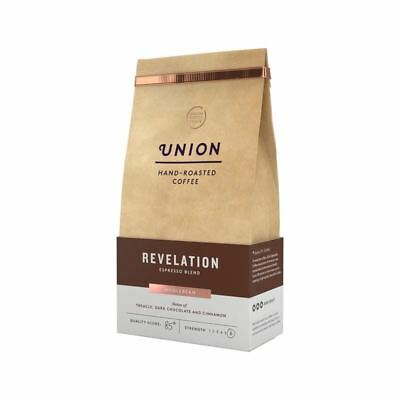 Union Coffee Espresso Blend Coffee Beans - Revelation 200g