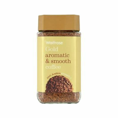 Gold Freeze Dried Instant Coffee Waitrose 100g