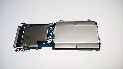 HP Elitebook 8460P Series Touchpad and Mouse Button Board 6037B0054802