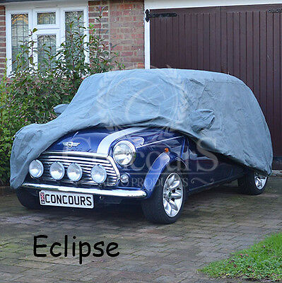 Classic Mini Breathable 4-Layer Car Cover For All Saloons Years 1959 to 2000