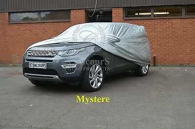 Land Rover Discovery Sport Breathable Car Cover 2014 onwards