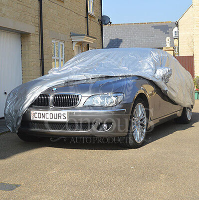 BMW 7 Series SWB & LWB Saloon Breathable Car Cover, models from 2001 to present