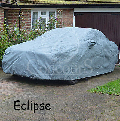 Mercedes C-Class (W204) Breathable 4-Layer Car Cover, Years 2007 to 2014