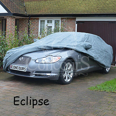 Jaguar XF Saloon Breathable 4-Layer Car Cover, All Models From 2008 Onwards