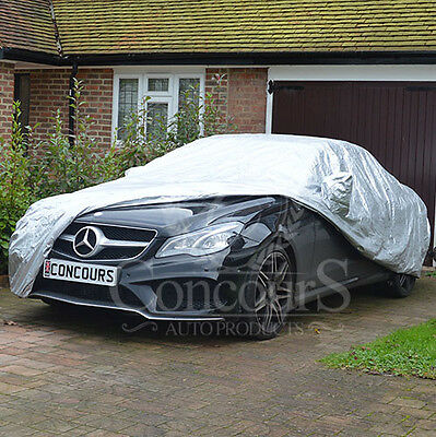 Mercedes C-Class (W204) Breathable Car cover, from 2007 to 2014