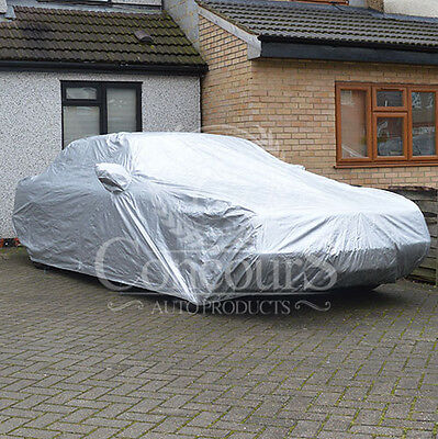 Jaguar S-Type Saloon Car Cover for all models from years 1999 to 2008
