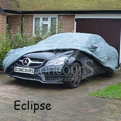 Mercedes E-Class Coupe & Convertible Breathable 4-Layer Car Cover, 2009-2017