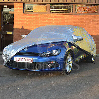 VW Scirocco (third gen) Hatchback Breathable Car Cover, years from 2008 ON