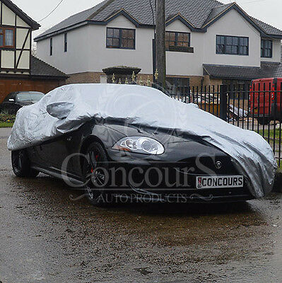 Jaguar XK8/XKR (X-150) Breathable Car Cover, from years 2006 to present