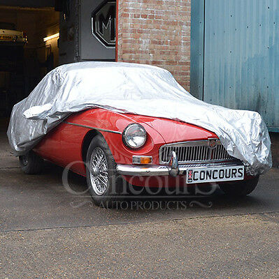 MGB GT & MGC GT Breathable Car Cover, Models from 1962 to 1980