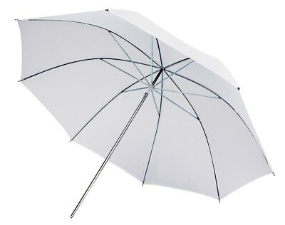 Bresser SU-43 White Translucent Umbrella 110cm