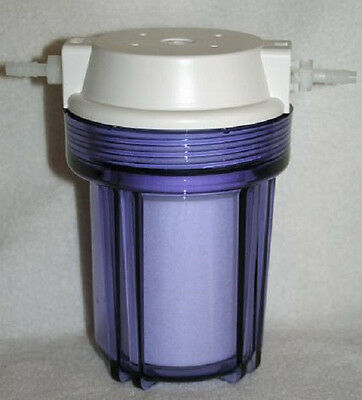 """HHO Gas Hydrogen Generator  Dryer 1/2"""" Barb HOSE FITTING Small Hydroxy Filter"""