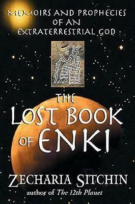NEW The Lost Book of Enki By Zecharia Sitchin Hardcover Free Shipping