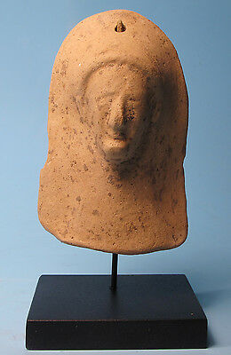 Archaic Greek Terracotta Persephone - Ancient Art & Antiquities