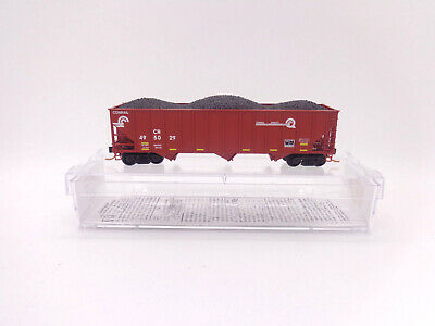 Conrail 100-Ton 3-Bay Open Hopper #495003 N - Micro Trains Line #10800321