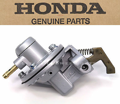 New Genuine Honda Fuel Pump 75-83 GL1000 GL1100 Goldwing Gas Pump #F05