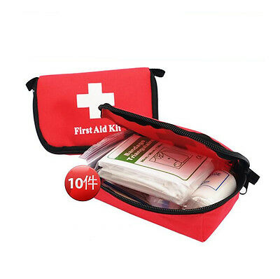 Emergency First Aid Cretive Survival Mini Outdoor Camping Hiking Travel Kit Bag