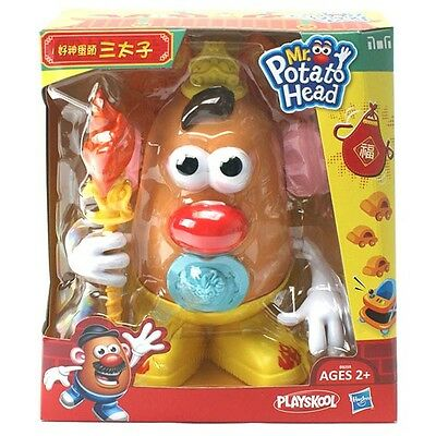 Hasbro Playskool Mr.potato Head Third Prince Nezha Taiwan Limited Lucky Figure