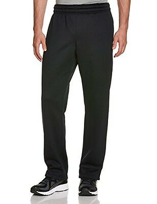 (TG. XL) Under Armour, Pantaloni Uomo AF Storm, Nero (Black/Steel), XL - NUOVO