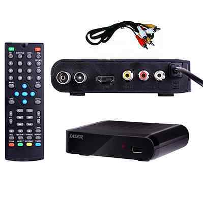 Laser Stb6000 Hd Set Top Box With Pvr Function & Media Player