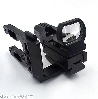 Hunting Archery Mount for Holographic Sight Fit Compound Bows Metal Made