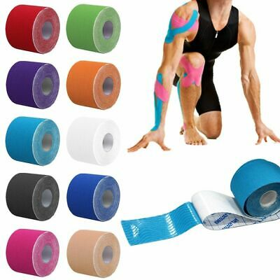 Rock Kinesiology Tape Athletic Muscle Support Sport Rocktape Physio Strapping