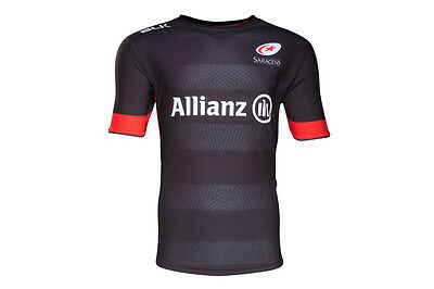 BLK Saracens 2016/17 Players Rugby Training T-Shirt