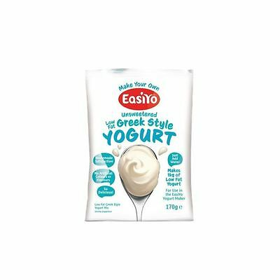Easiyo Low Fat Greek Yoghurt Mix 170g