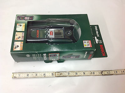 Bosch PDO Multi Digital Metal & Live Cable Detector Locator Tool. NEW IN BOX