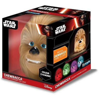 Star Wars - Chewbacca Illumi-Mates LED Lamp / Light - New & Official Lucasfilm