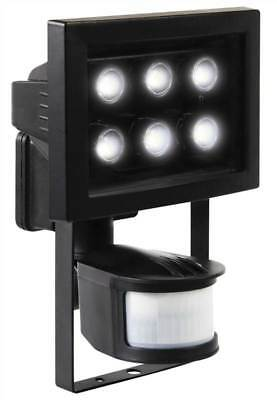 Ranex 6 LED outdoor lamp With detection sensor