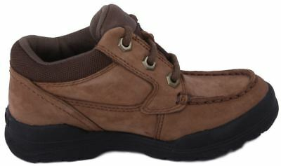 2fd56c263616 Timberland Trekker Moctoe OX Brown Infant Toddler Low Ankle Boots size 12.5