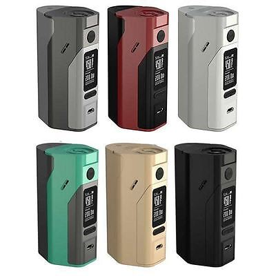 Authentic Wismec Reuleaux RX2/3 New 2016 Gold Black White New RX 2/3