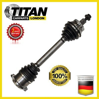 Audi A6 2.4 2.8 2.5 TDI 4B C5 Driveshaft Right Side Off Side AUTOMATIC ONLY New