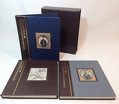 Echoes of Glory 3 Volume Set Civil War Time Life Books First Printing 1991