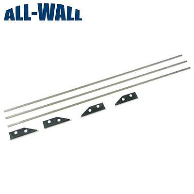 12 inch Flat Box Repair Kit for TapeTech Drywall Master and Level5 *NEW*
