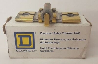 Square D, Overload Relay Thermal Unit, B19.5, B 19.5