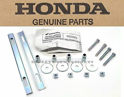 New Genuine Honda Rear Trunk Mount Kit 2010 Elite 110 NHX110 (See Notes) O143