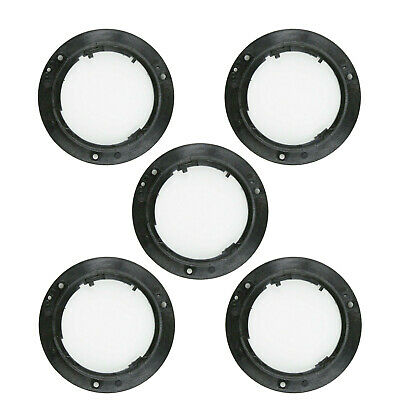5Pcs For NIKON 18-105mm 18-135mm 18-55mm LENS BAYONET MOUNT RING Replacemet Part