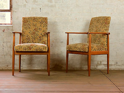 1/20 Mid Century Retro Cocktail Easy Chair Armchair Sessel Vintage 50s 60s