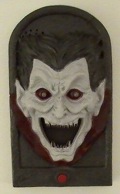 Brand New Animated Dracula Doorbell